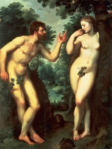 Adamo ed Eva-le tazzine di yoko