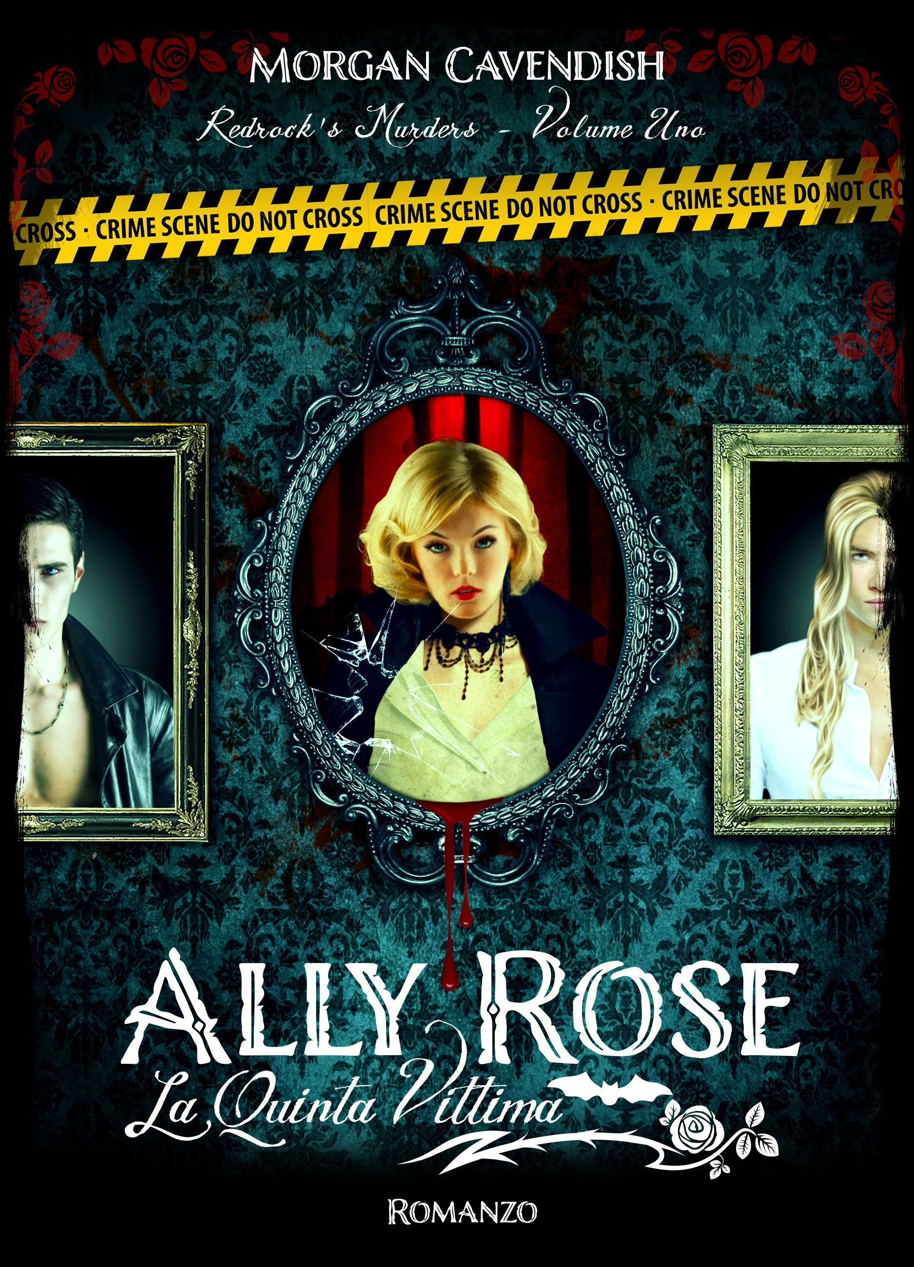 Ally Rose - La Quinta Vittima-le tazzine di yoko