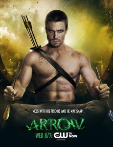 Arrow poster-le tazzine di yoko