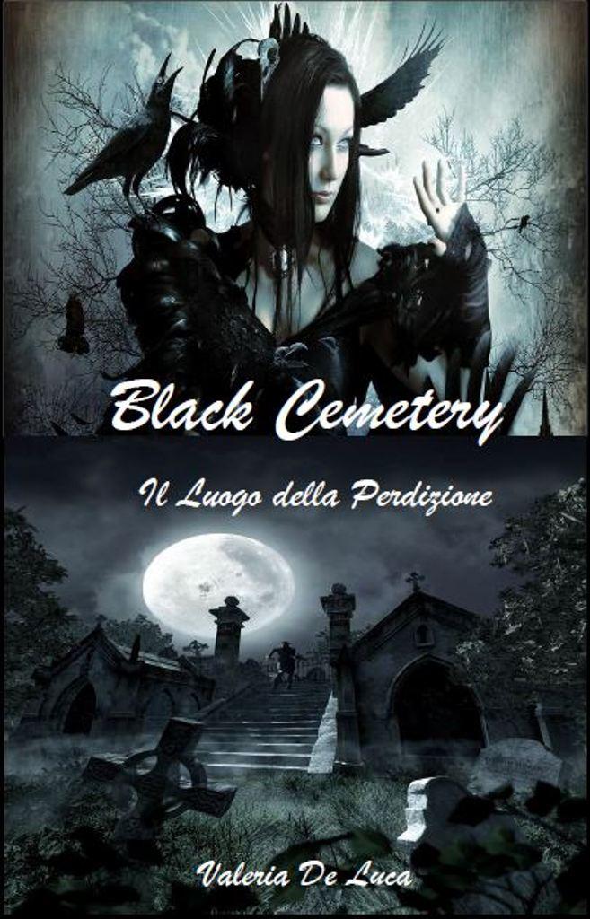 Black Cemetery copertina-le tazzine di yoko