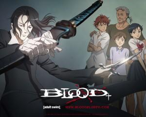Blood+-le tazzine di yoko