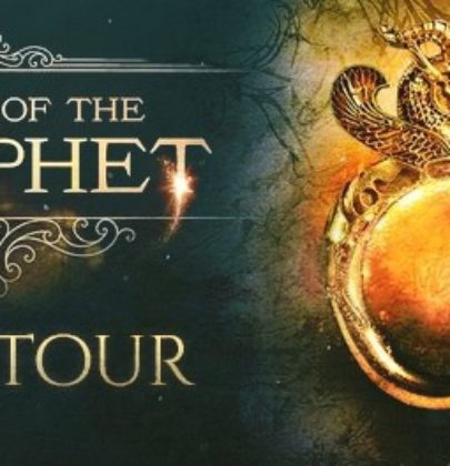 "1^ tappa del Blogtour dedicato a ""Blood of the Prophet"": dove eravamo rimasti?"