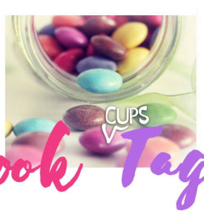 Book (Cups) Tag: Guilty Reader Book Tag