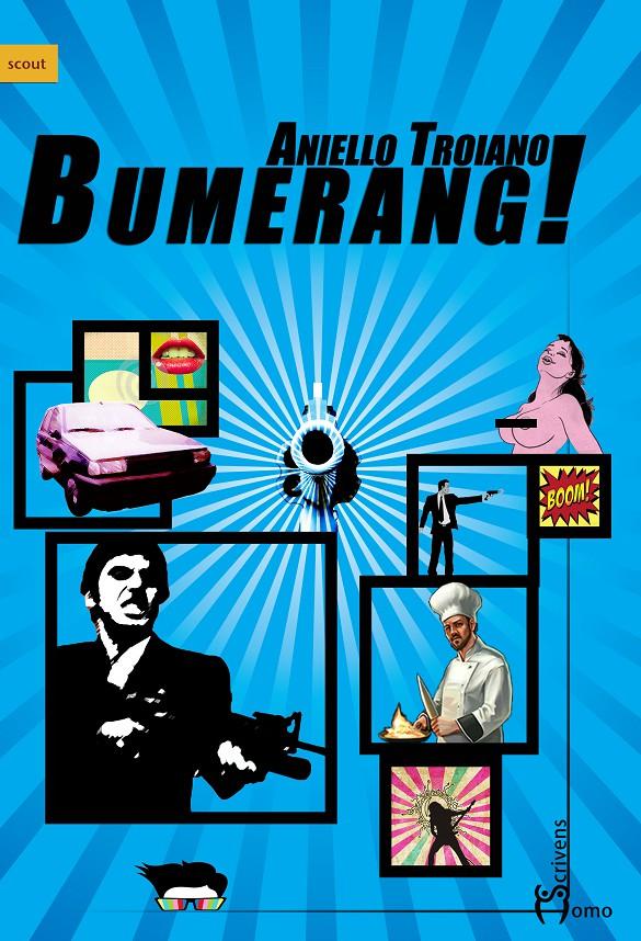 Bumerang! - le tazzine di yoko