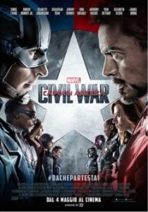 Captain America-civil war-locandina-le tazzine di yoko