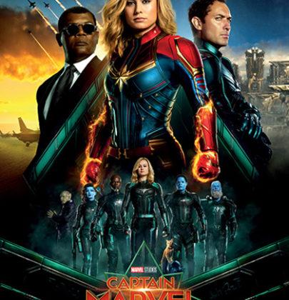"""Recensione al film """"Captain Marvel"""""""