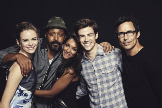 Cast-the Flash-le tazzine di yoko
