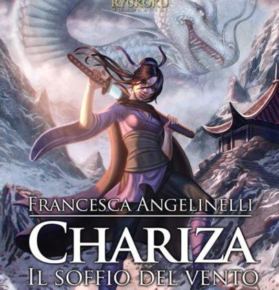 """Recensione a """"Chariza – il soffio del vento"""" di Francesca Angelinelli"""