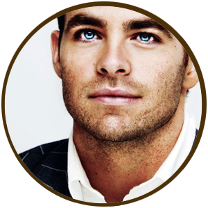 Chris Pine lui