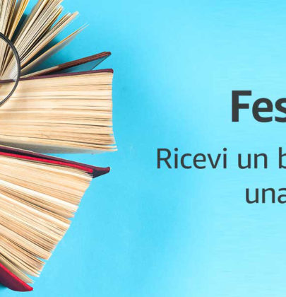 FOCUS ON: c'è la Fiera del Libro su Amazon!