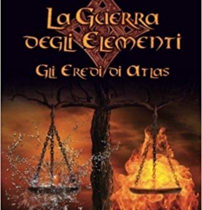 Primo post dedicato alla special guest di marzo: Recensione a Gli eredi di Atlas di Veronika Santiago