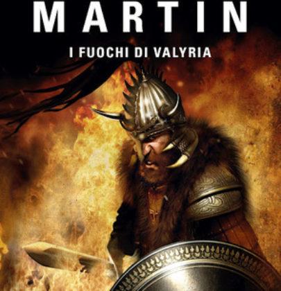 """Recensione a """"I fuochi di Valyria"""" di George R.R. Martin"""