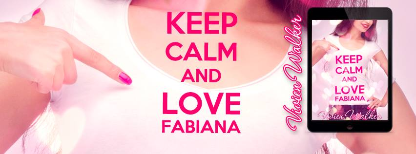 Keep calm and love Fabiana banner - le tazzine di yoko
