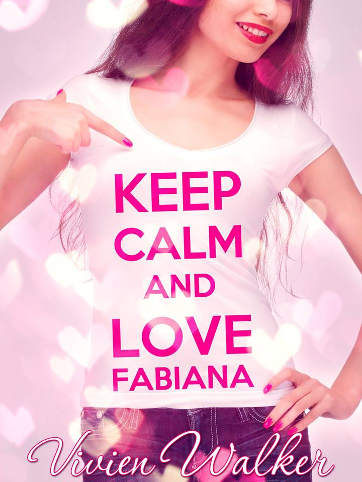 Keep calm and love Fabiana - le tazzine di yoko