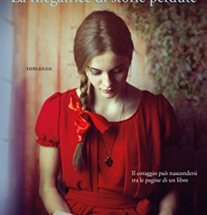 """Review party: recensione de """"La rilegatrice di storie perdute"""" di Cristina Caboni in uscita oggi"""