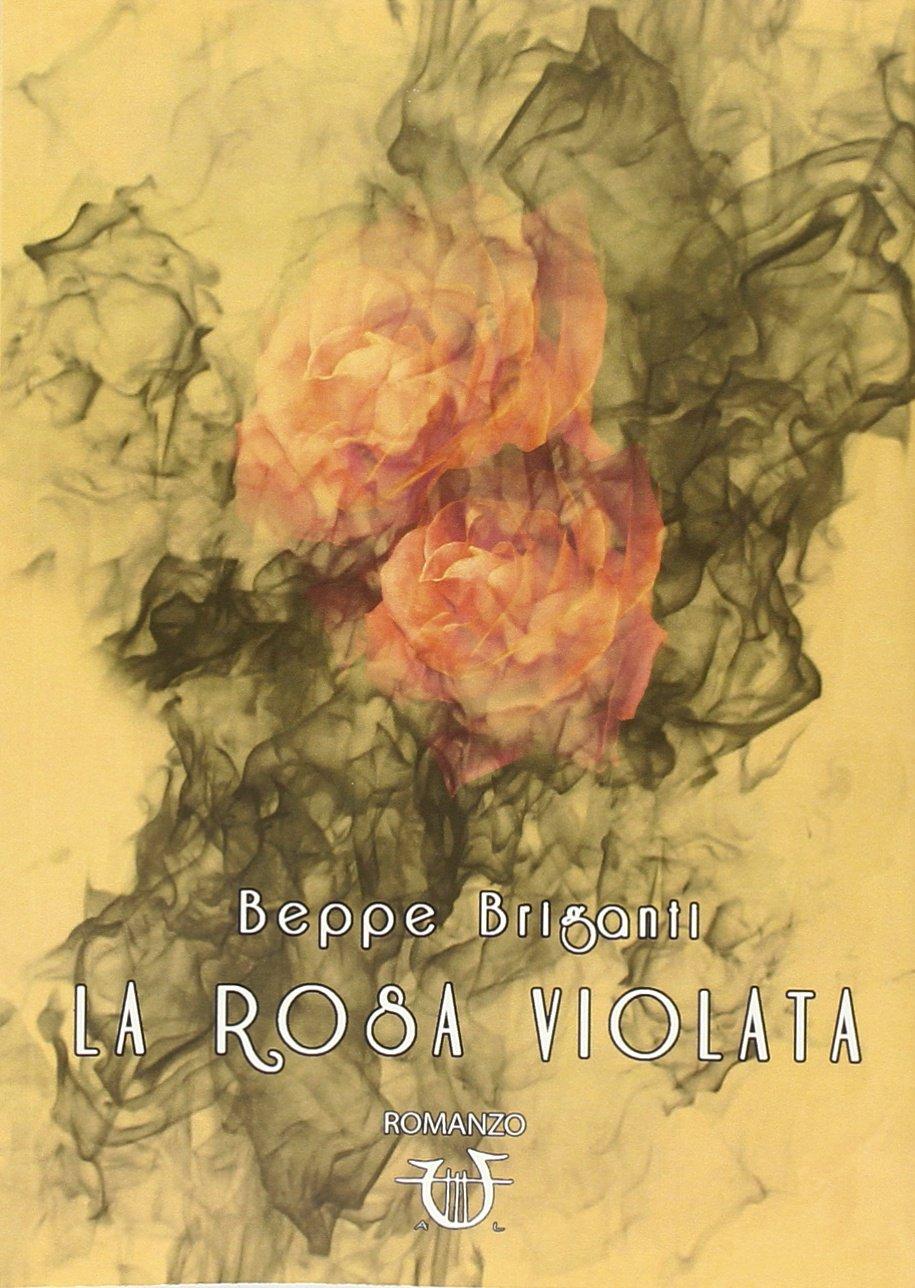 La rosa violata-le tazzine di yoko