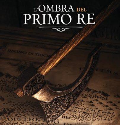 Nella biscottiera tre romanzi fantasy: Il Male degli Avi. Oltre i confini, L'Ombra del primo re, Damien Melqart – la città degli esiliati vol.1
