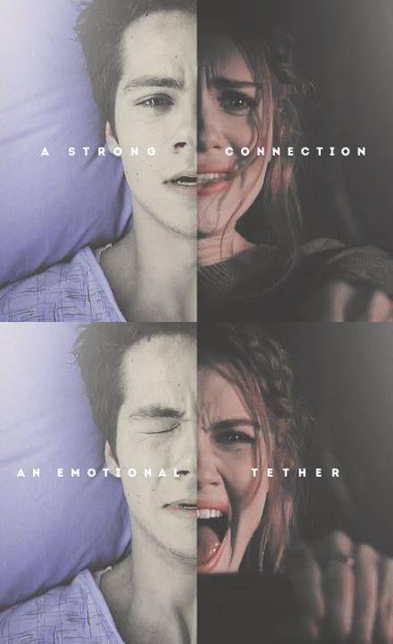 Lydia e Stiles-le tazzine di yoko