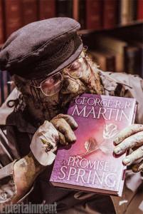 Martin zombie-le tazzine di yoko
