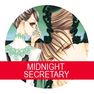 Midnight Secretary manga le tazzine di yoko