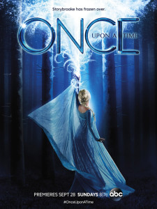 Once upon a time poster elsa-le tazzine di yoko
