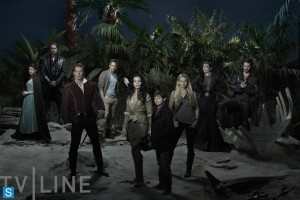 Once upon a time- stagione 3 poster promozionale-le tazzine di yoko