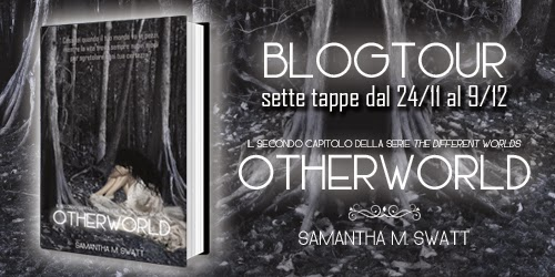 Otherworld blogtour - le tazzine di yoko
