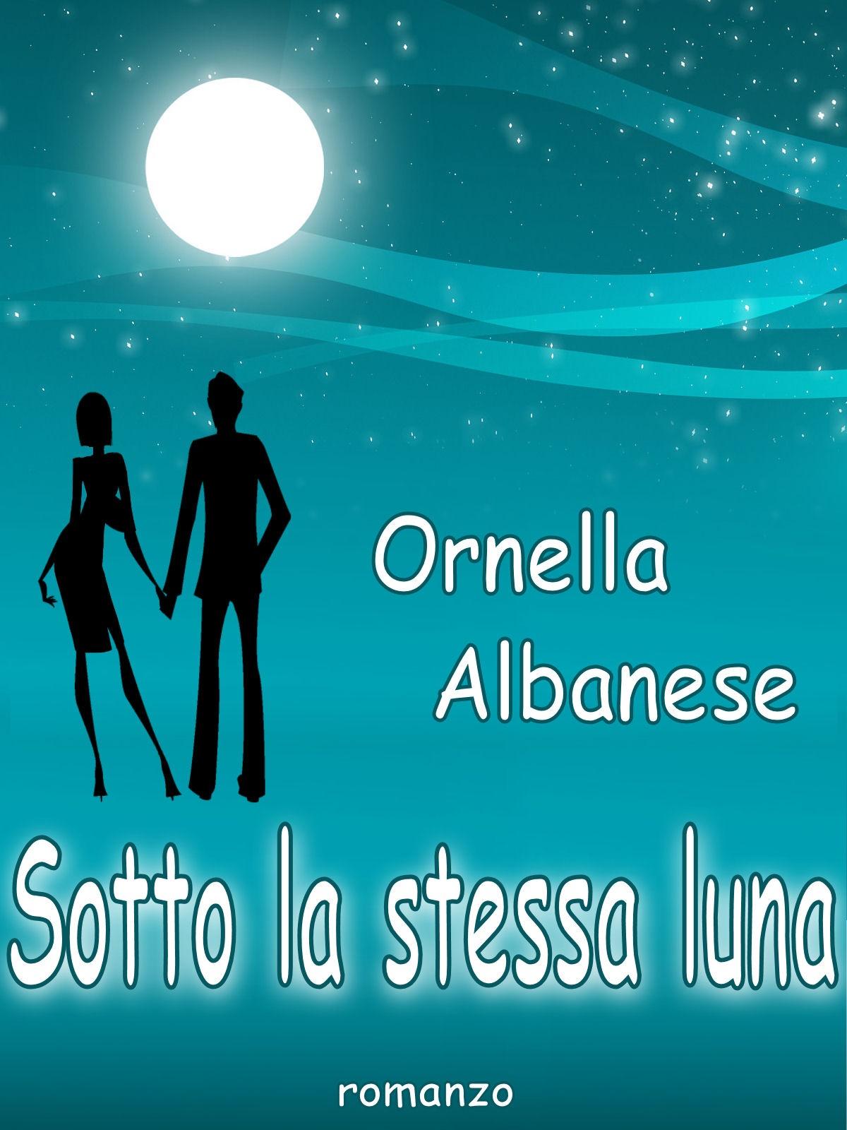 Sotto la stessa luna Ornella Albanese- le tazzine di yoko