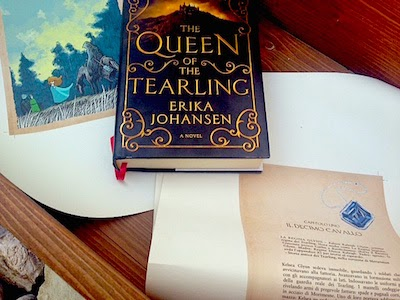 The Queen of the Tearling preview - le tazzine di yoko