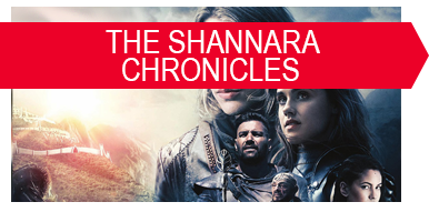 The Shannara Chronicles serietv le tazzine di yoko
