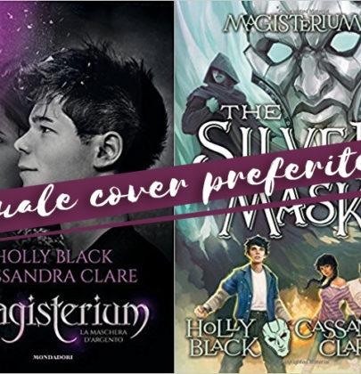 Tazzine a confronto: cover italiana VS cover orginale de La maschera d'argento