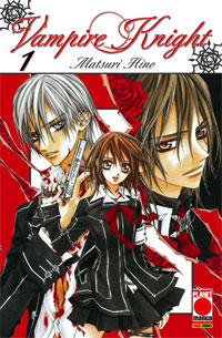 Vampire knight COVER_Le_tazzine_di_Yoko