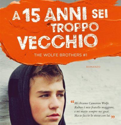 """Recensione al romanzo """"A 15 anni sei troppo vecchio"""" di Markus Zusak"""