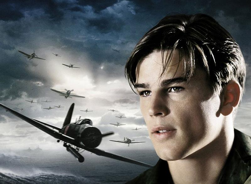 aereo ragazzo
