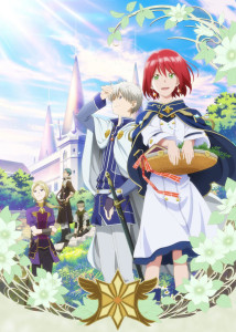 akagami no shirayuki hime second season-le tazzine di yoko