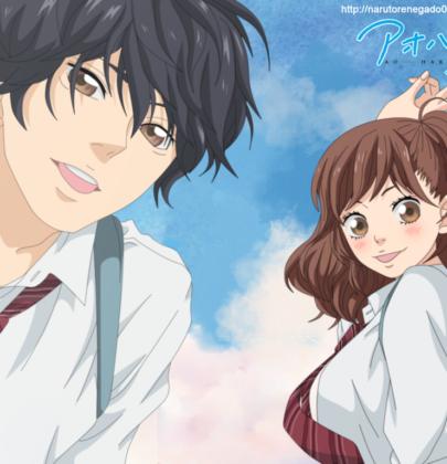 """""""Ao haru ride"""" – a un passo da te…il primo amore non si dimentica!"""
