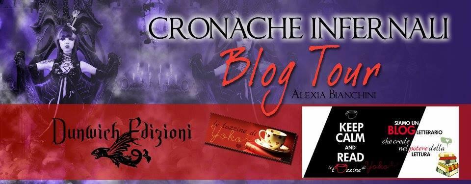 banner blogtour - le tazzine di yoko