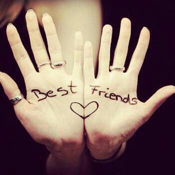 best friends amiche