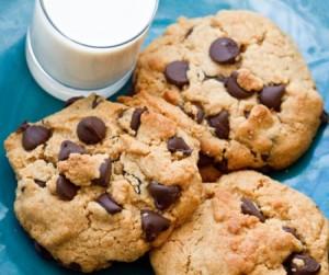 biscotti al cioccolato- le tazzine di yoko