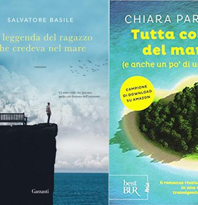 Bookish Charts #2: Cinque romanzi da leggere sotto l'ombrellone