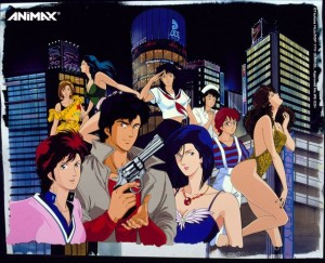 city hunter-le tazzine di yoko