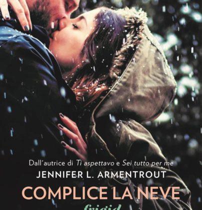 """Arriverà ad aprile il nuovo libro della Armentrout """"Complice la neve"""""""