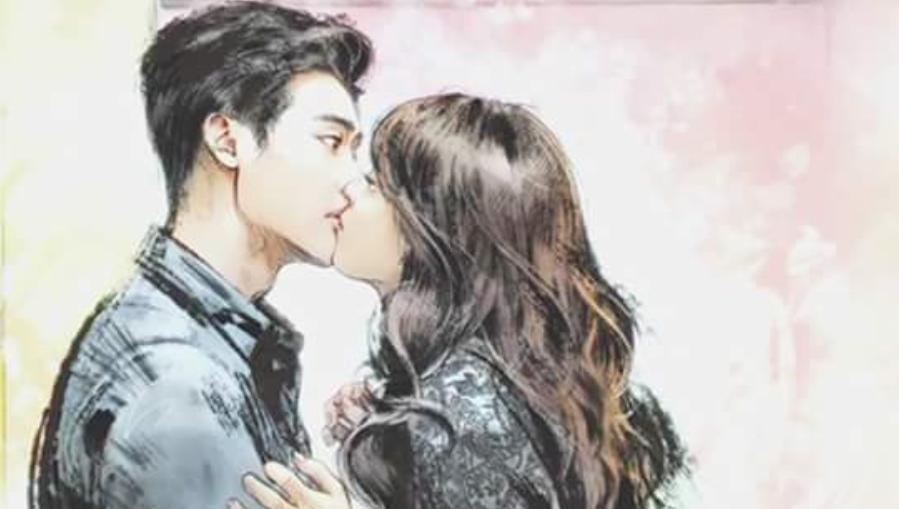 coppia-bacio