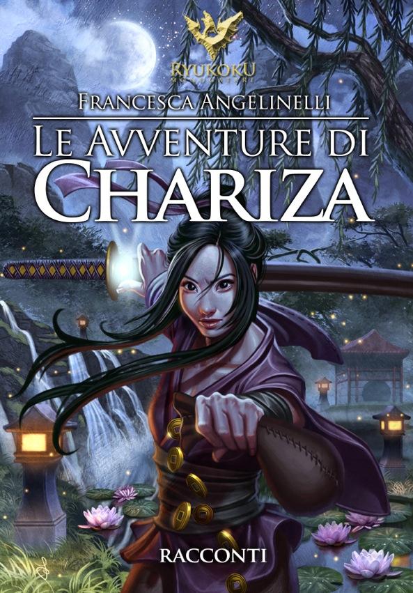 cover Le avventure di Chariza-le tazzine di yoko