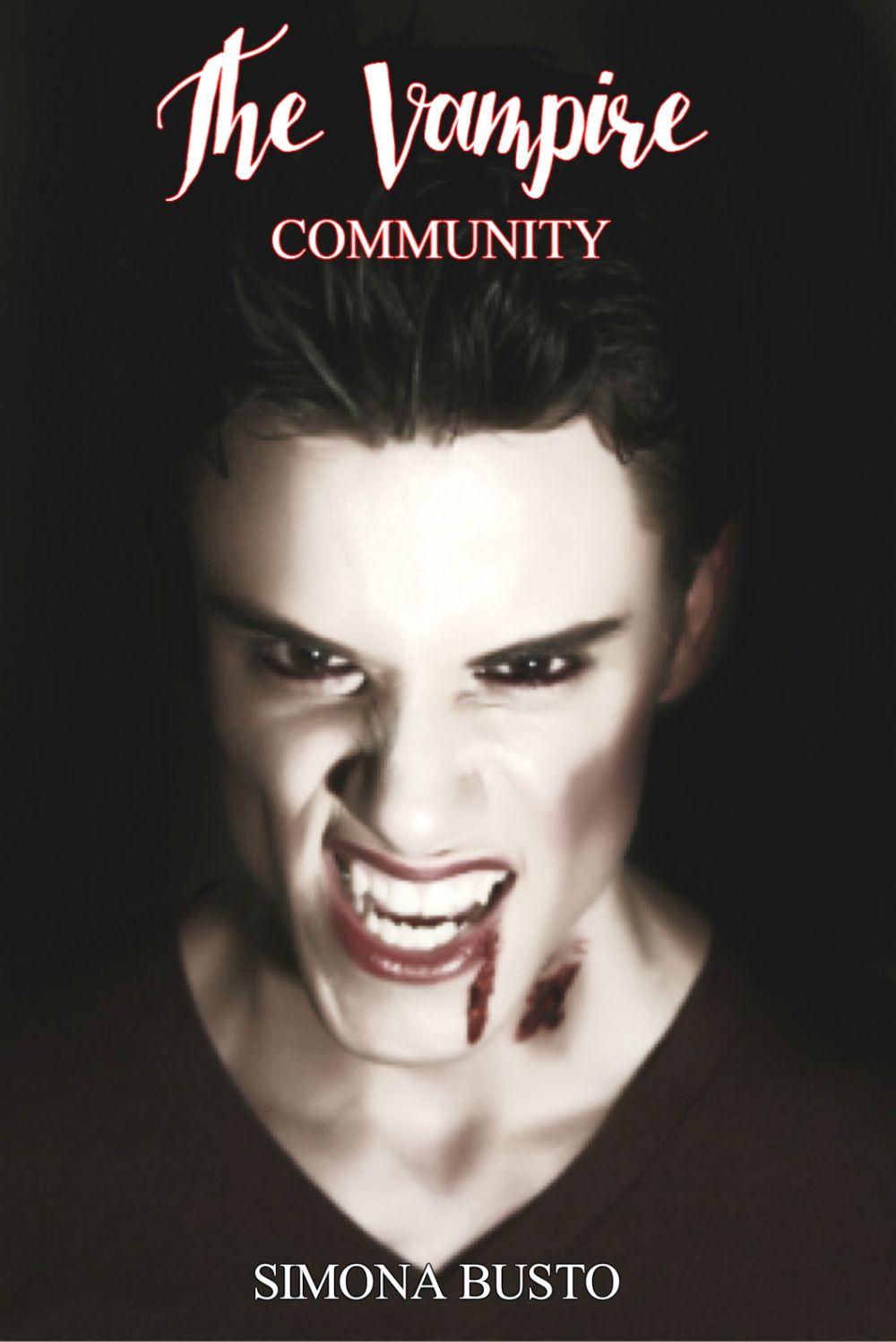 cover vampire community definitiva- le tazzine di yoko