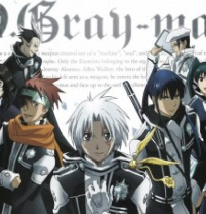 """D.Gray-Man"", l'anime fantasy con scontri tra esorcisti e demoni"
