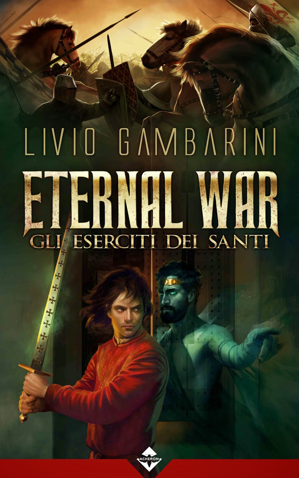 eternal war-cover-le tazzine di yoko