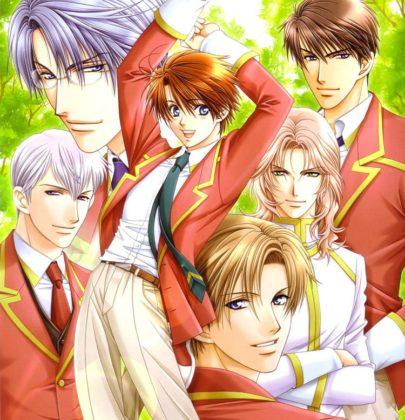 """""""Gakuen Heaven"""", una storia d'amore tra ragazzi in una prestigiosa scuola maschile"""