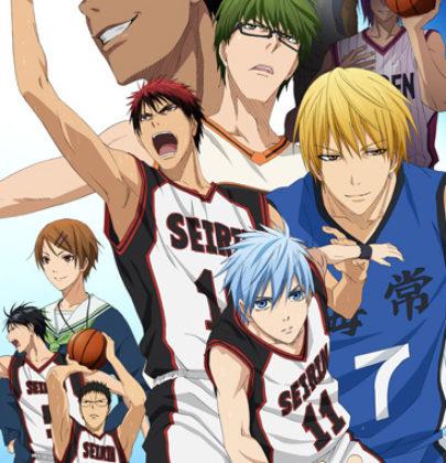 """Kuroko no basket"", coinvolgente anime sullo sport e il basket secondo Kuroko"