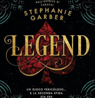 """Anteprima di """"Legend"""" di Stephanie Garber, arriva il seguito di """"Caraval""""!"""